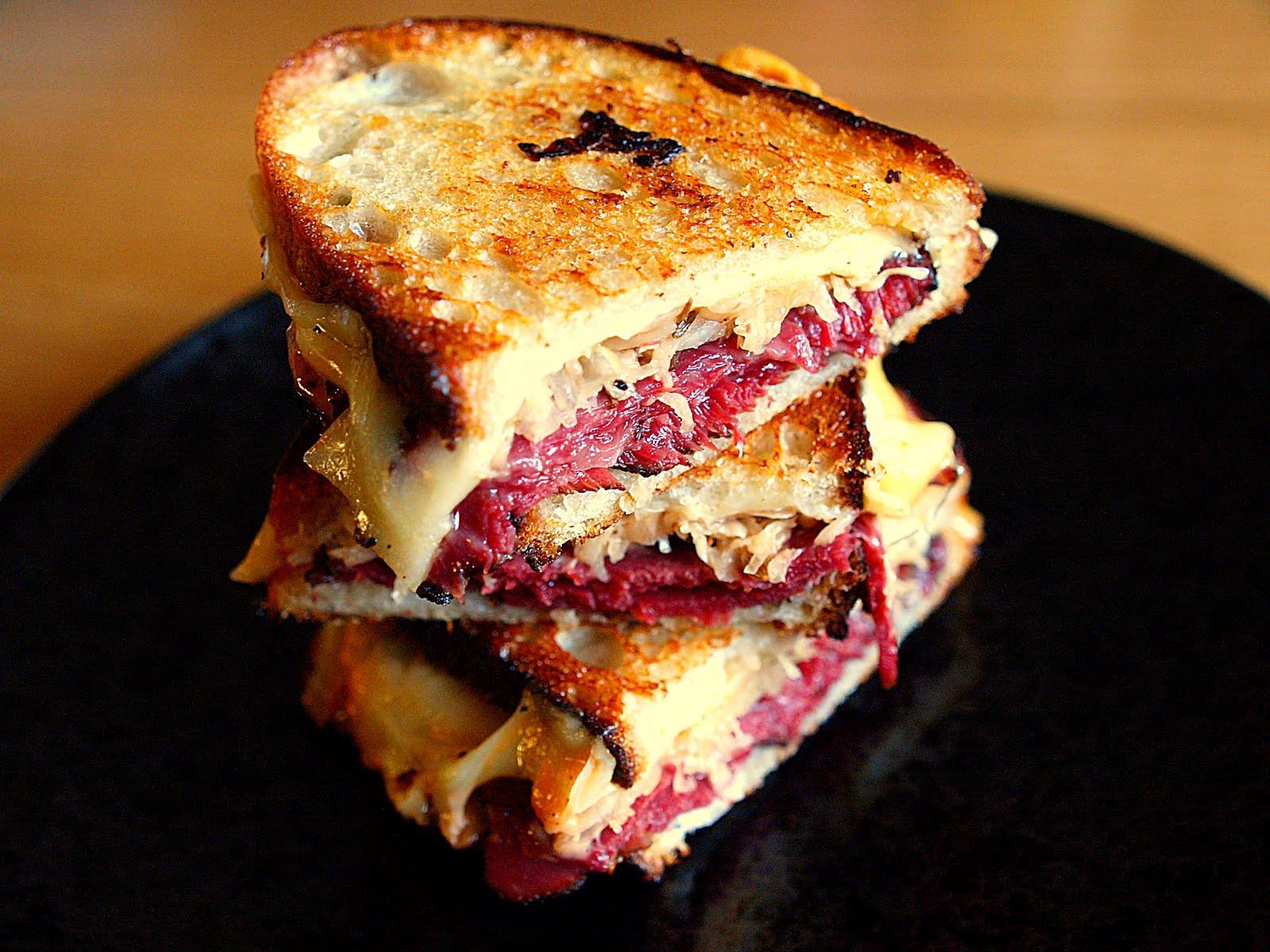 Clean Reuben Sandwich Recipes — Dishmaps